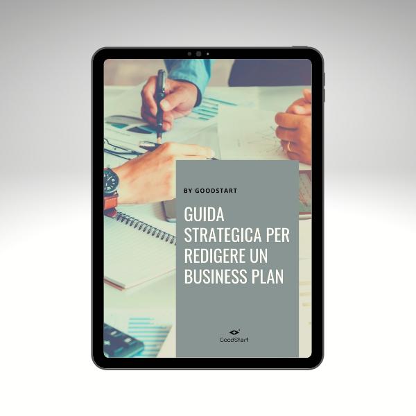 Guida per redigere un business plan ebook