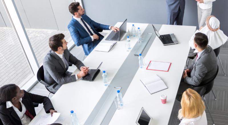 organizzare riunioni aziendali-corso online