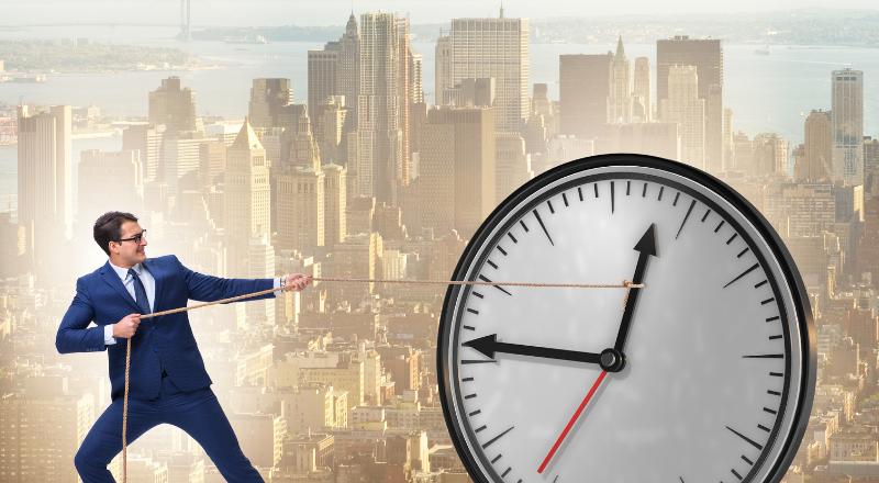 gestione del tempo - corso online